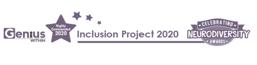 Genius Inclusion Project 2020 logo banner